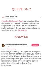 Networking Diversity Leadership