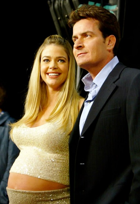 denise-richards-pregnant-front