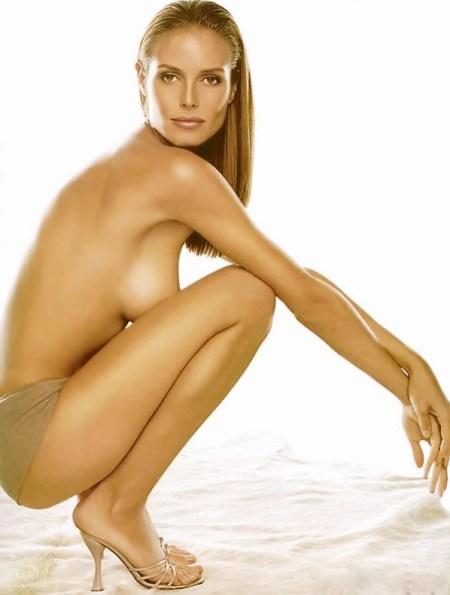 Heidi Klum Nude Photo