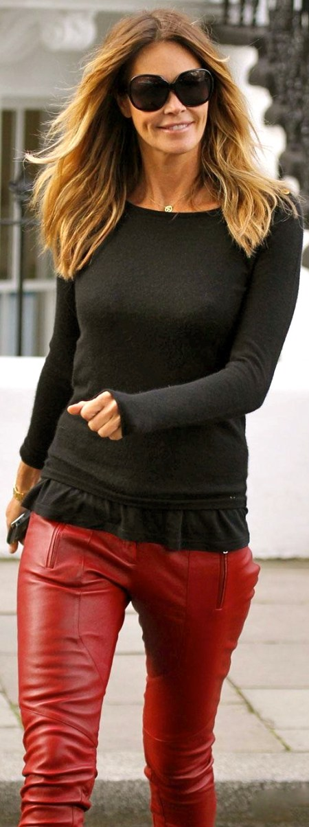 hot-elle-macpherson-wearing-red-leather-pants-350275284