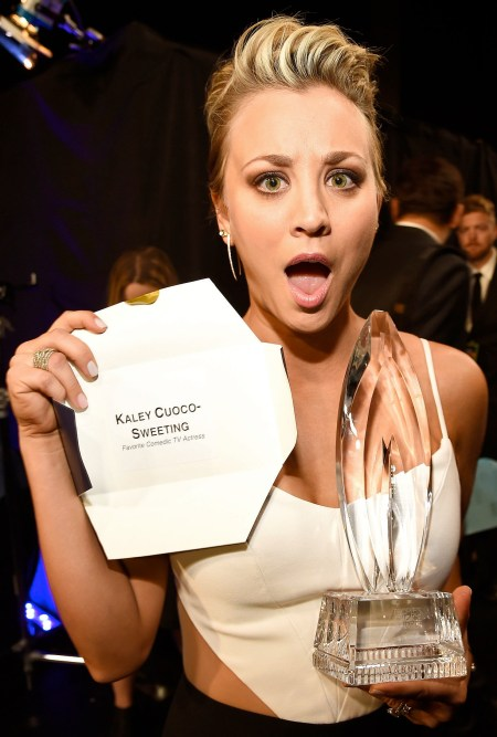 Kaley-Cuoco-Sweeting-got-excited-about-her-win