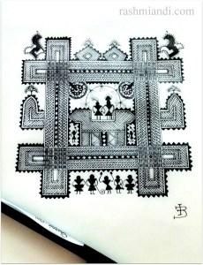 Hasegode Chittara Painting