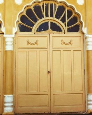 A beautiful door in the Mysore palace campus instapic instagoodhellip