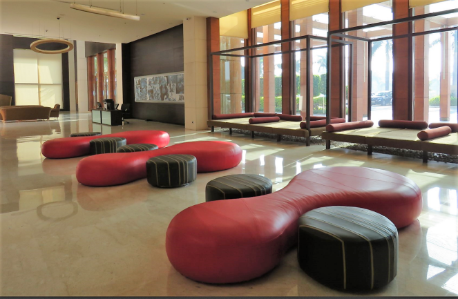 Kid friendly spaces at Novotel Airport Hyderabad