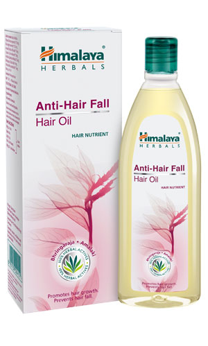 Anti Hair fall oil Courtesy: http://www.himalayastore.com