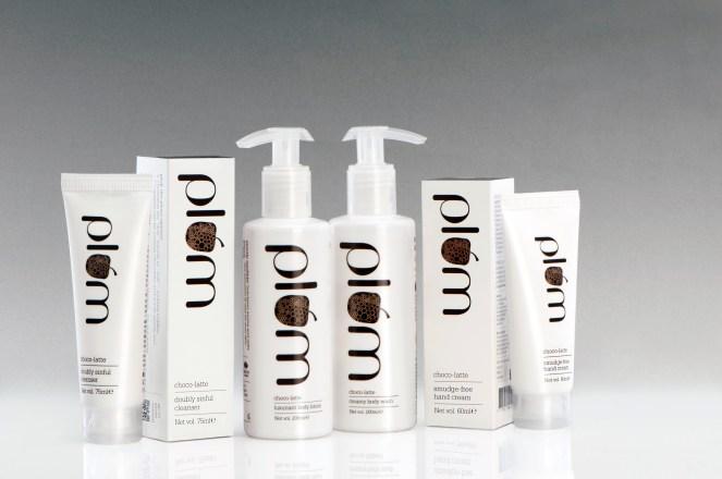 Plum Choco-Latte Range