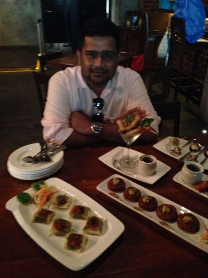 Amar - Food Biz
