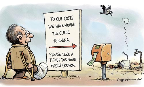 Operation how to downsize medicare