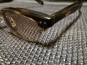 金子眼鏡 恒眸作