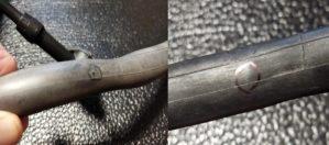 チューブ パッチ 修理