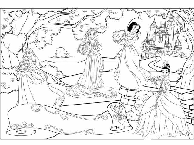 Coloriage Disney. 28 images pour une impression gratuite