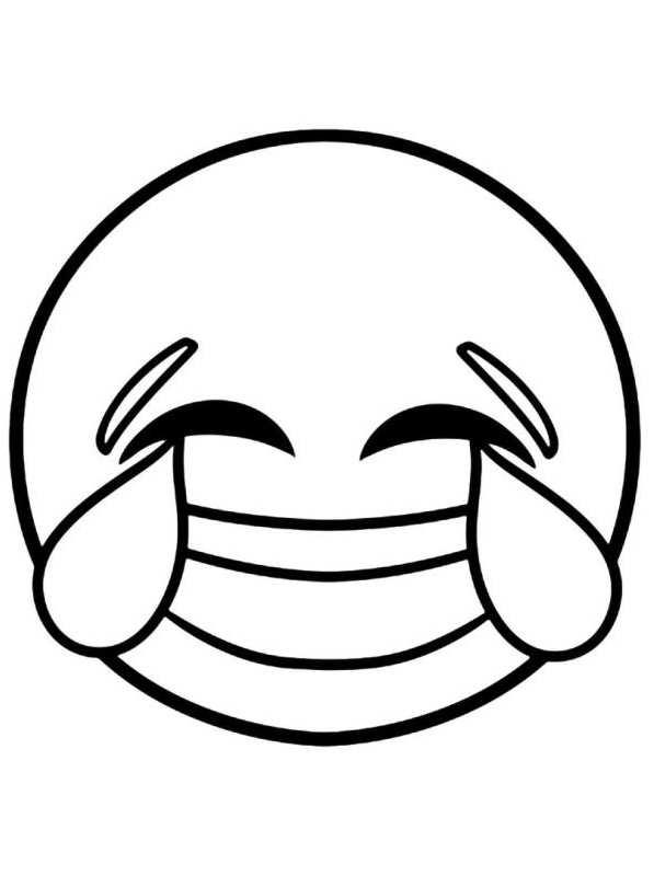 Coloriage Emoji 65 Images Pour Une Impression Gratuite