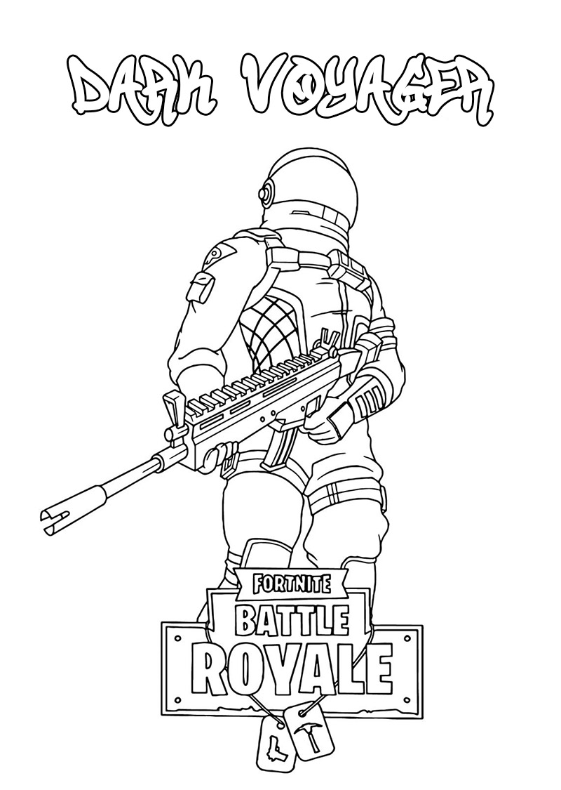 Fortnite Coloring Pages 140 Best Images Free Printable