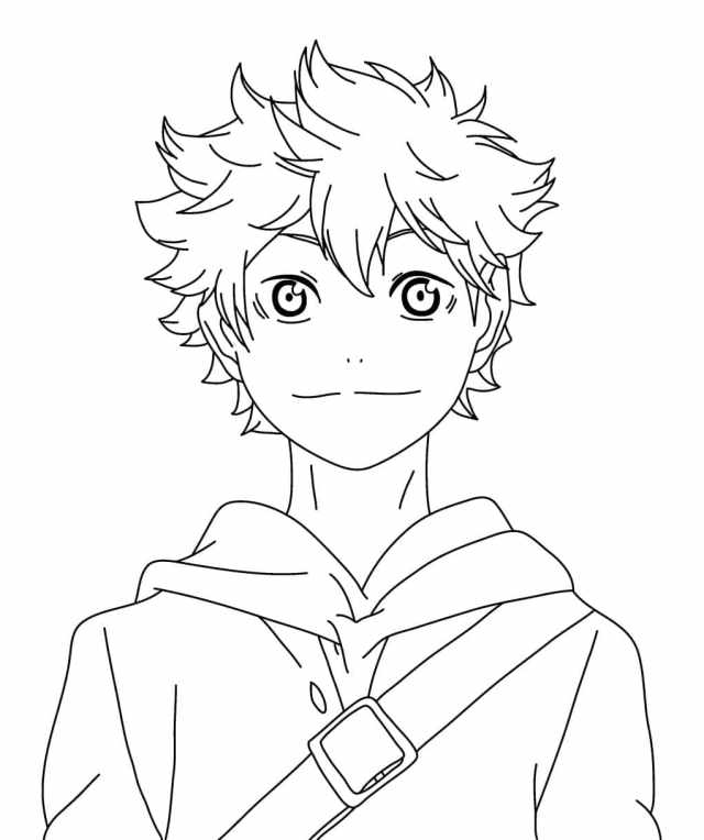 Haikyuu Coloring Pages  30 images Free Printable