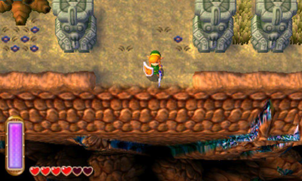 Zelda: A Link Between Worlds First Impressions