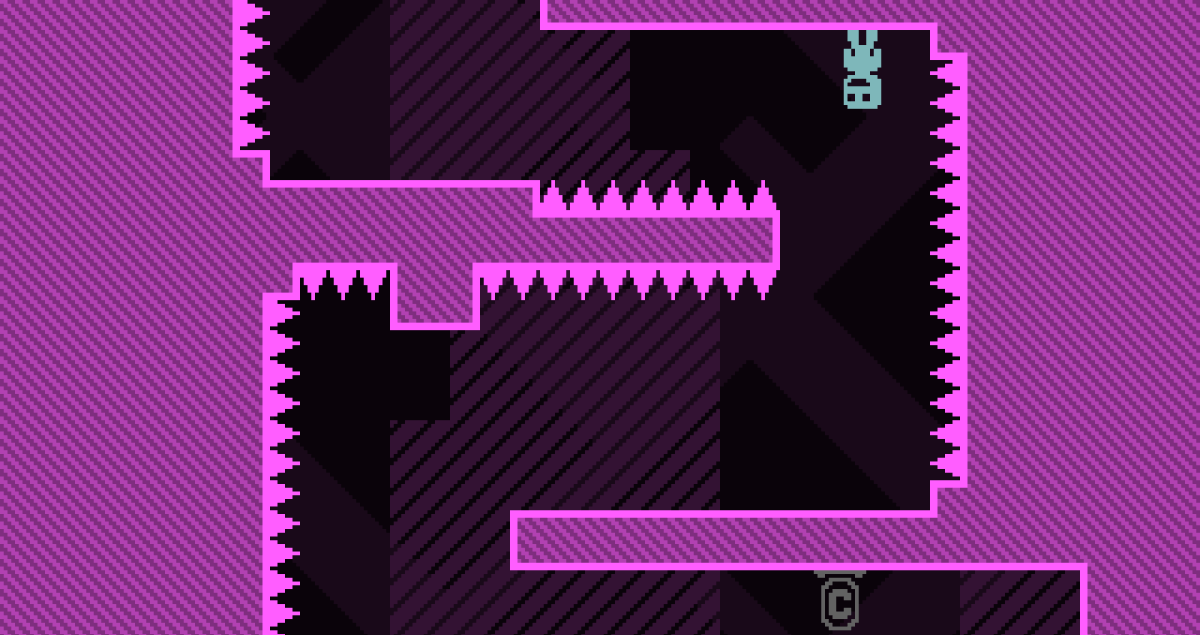VVVVVV: The Name of the Game