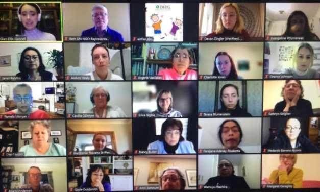 نساء السلام تعلن استعدادها للتعاون مع ٣.٨ مليار امرأة حول العالم