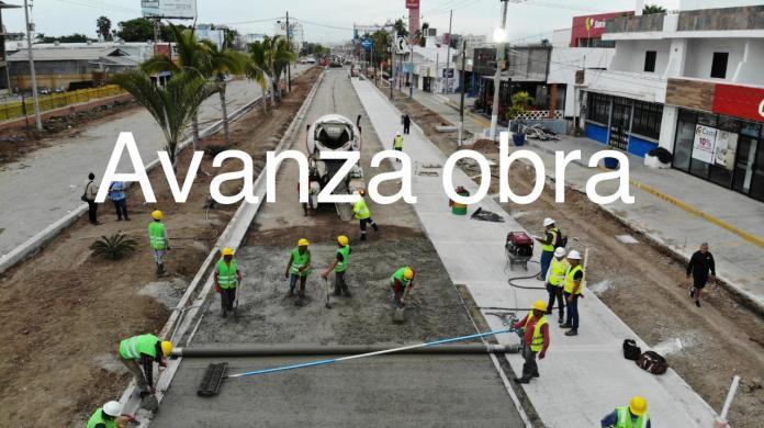 Resultado de imagen de primer tramo de la avenida Rafael Buelna