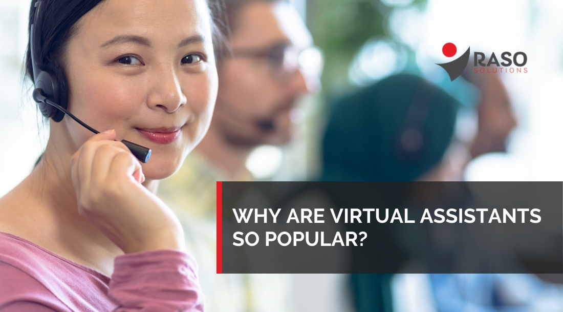 why-are-virtual-assistants-popular