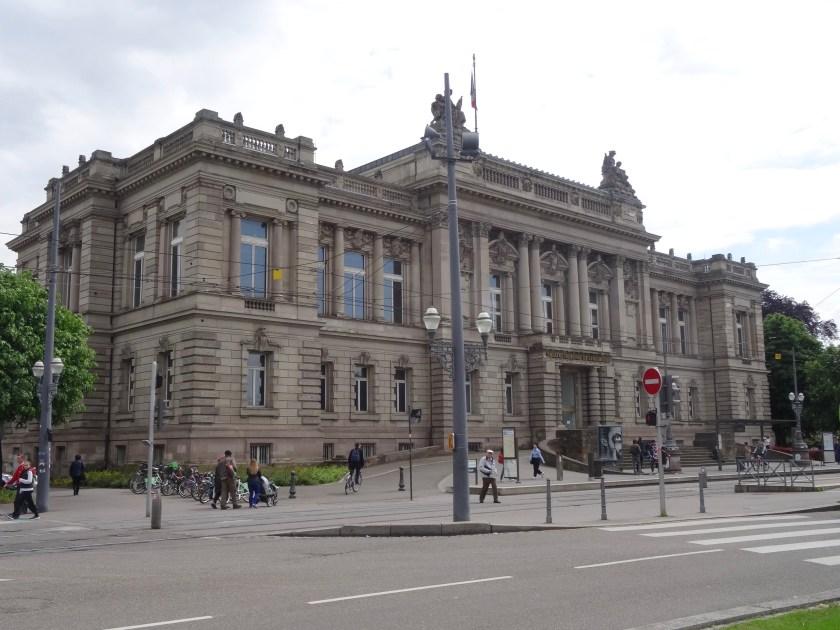 Teatro Nacional Strasbourg