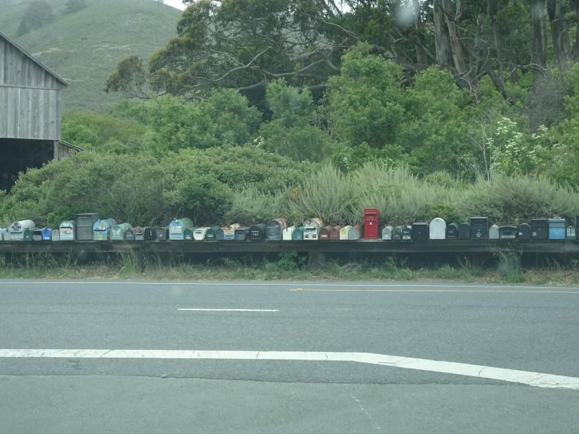 sausalito mailboxes