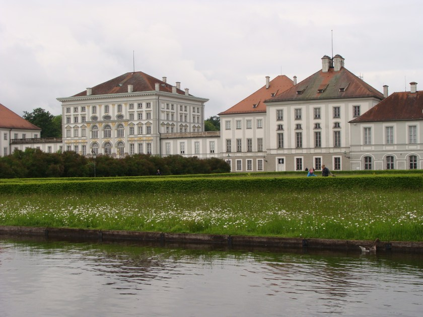 Alemania Munich Schloss Nymphenburg (2)