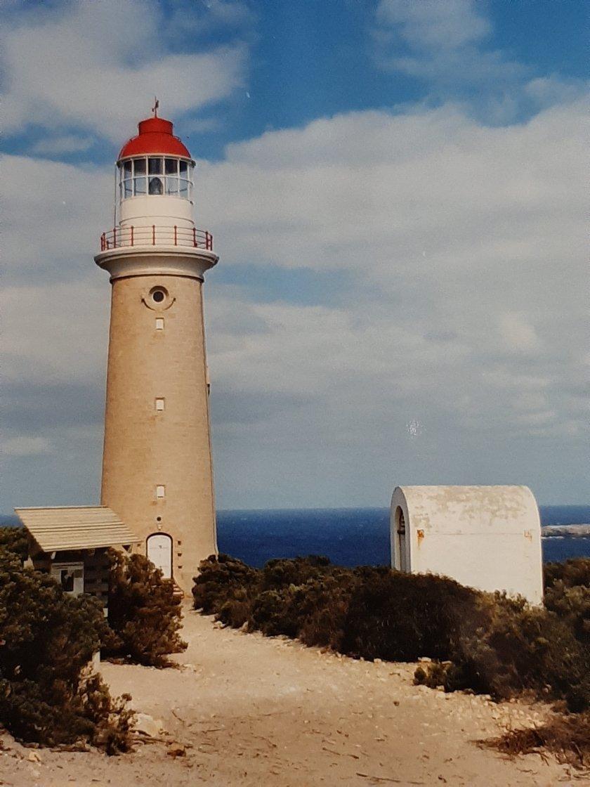 Faro Cap du Couedic Parque Flinders chase - Kangaroo Island - Australia