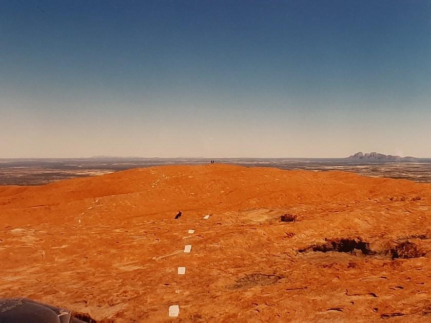 Ayers Rock - Uluru - Australia - Outback