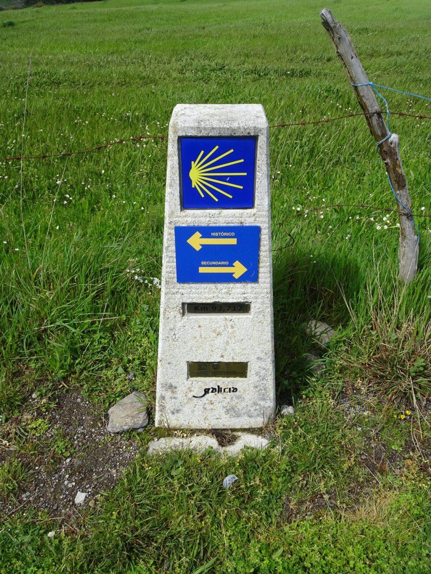 Camino de Santiago - Sarria Portomarin (64)