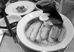 Sanpoutei shoyu ramen... my favourite ramen in town.