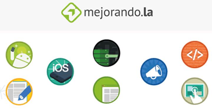 Cursos online en español, Mejorando.la llegó a México