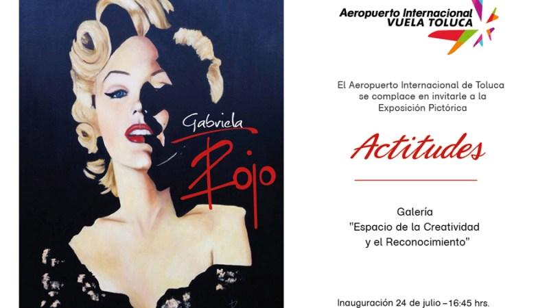 Exposición Maestra Gabriela Rojo, Aeropuerto Internacional de Toluca