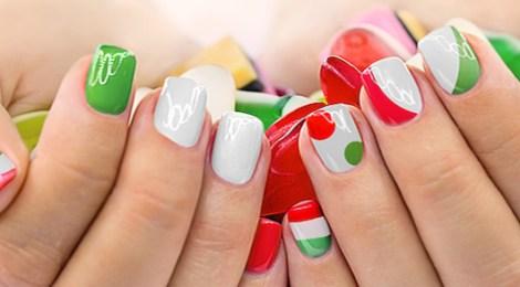 Luce un manicure increíble en las fiestas patrias con los esmaltes de Jafra