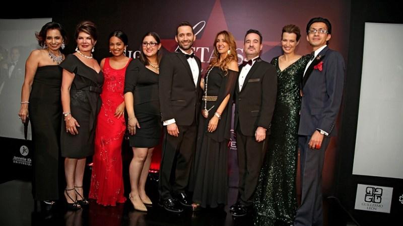 """#NightOfStarsMx"": The Fashion Group International of Mexico City"