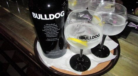 Bulldog London Dry Gin llega a México