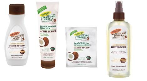 Palmer's presenta Coconut Oil Formula