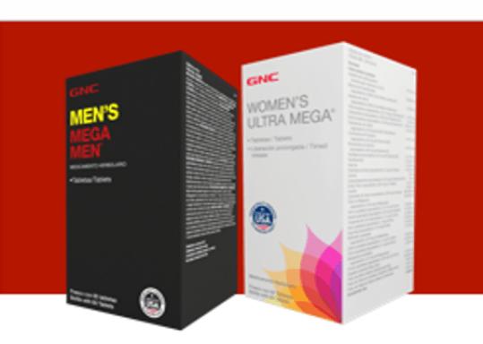vitaminas de la mujer mega de gnc