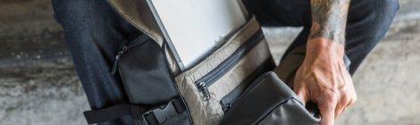 Llega a México Hex Brand la marca de backpacks con mayor espacio y funcionalidad