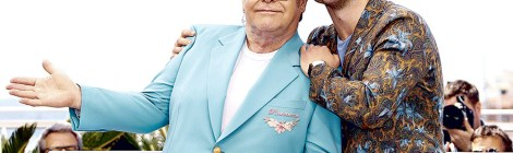 "Elton John y Taron Egerton presentaron ""Rocketman"" en Cannes"