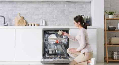 LG Dishwasher llega a  México como la solución perfecta para el lavado de vajillas