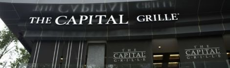 The Capital Grille ofrece nuevo menú between hours