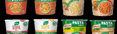 La marca Knorr ha lanzado al mercado mexicano una nueva línea de sopas y pastas instantáneas que puedes probar participando
