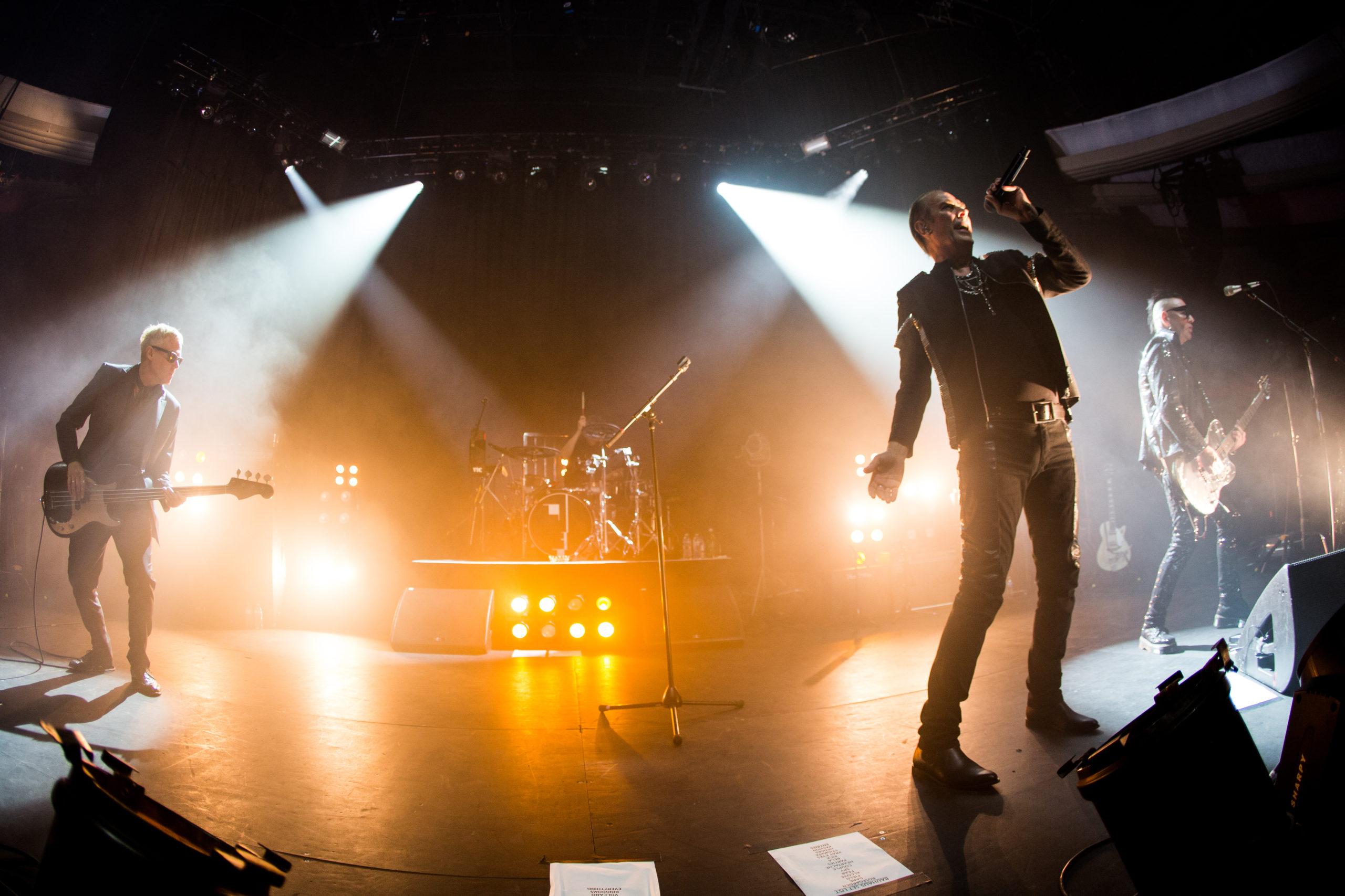 Bauhaus iniciará su gira mundial en México el próximo abril 2021