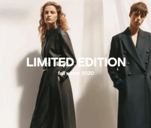 «Movement Study» The FW20 Limited Edition Collection