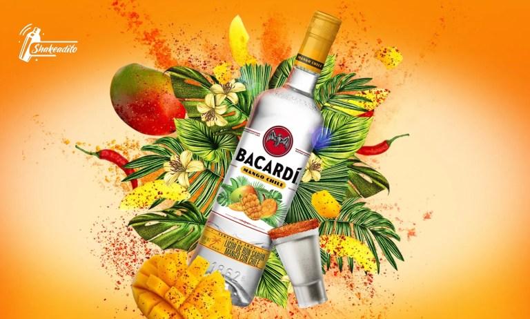 ¿Ya probaste el Nuevo Bacardí Mango Chile?