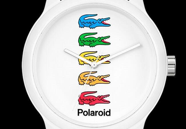 Lacoste Watches presenta Lacoste 12.12