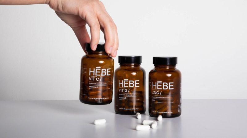 Combate los estragos de la pandemia con HÉBE y sus 3 nuevos productos