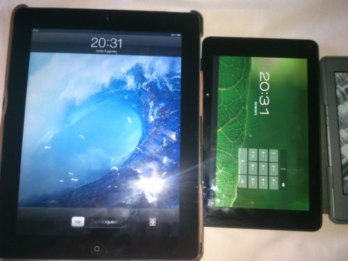 ipad vs bq maxwell 2 plus