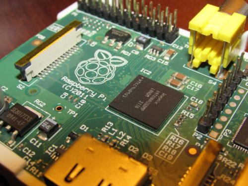 Raspberry Pi | modelo 2011