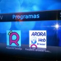 Raspbmc-arora-browser